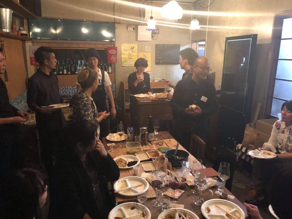 発酵旅アズールブルー宴